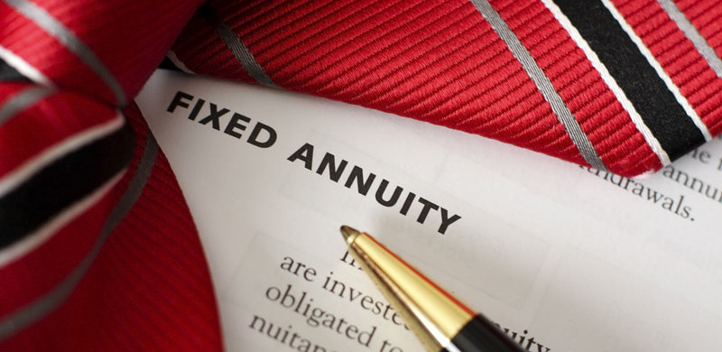 3 Fixed Annuity Benefits
