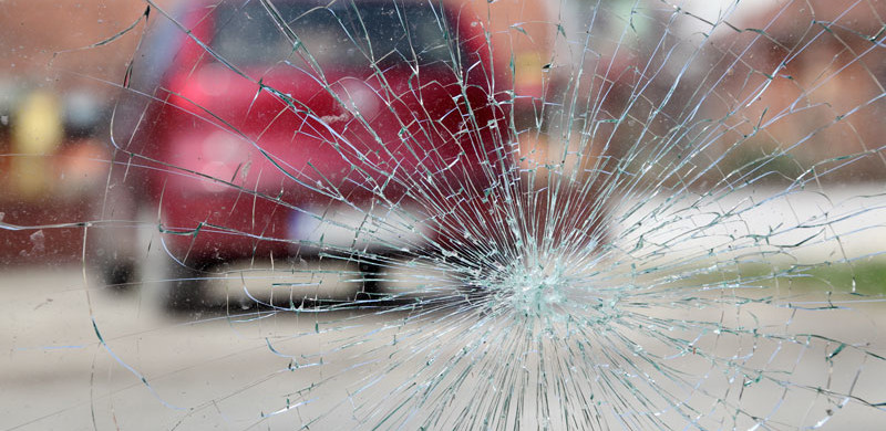 What Do You Do When a Rock Hits Your Windshield?