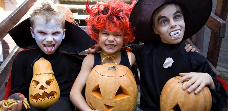 Halloween Safety Tips for Your Kids