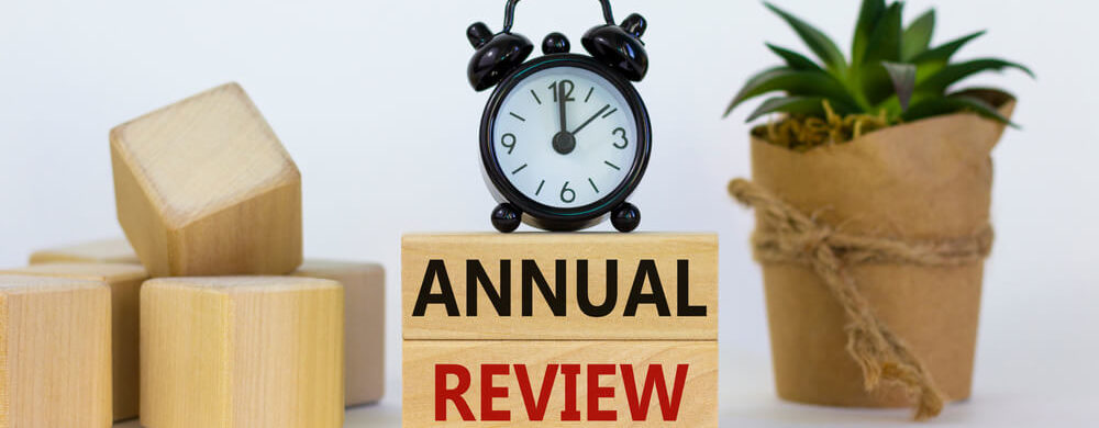 Annual insurance review checklist